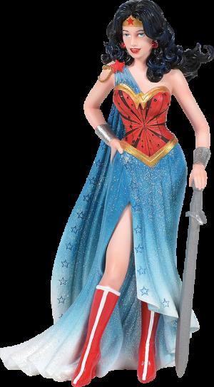 Wonder Woman Couture de Force Figurine