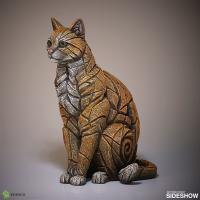 Gallery Image of Cat Edge Sculpture Statue