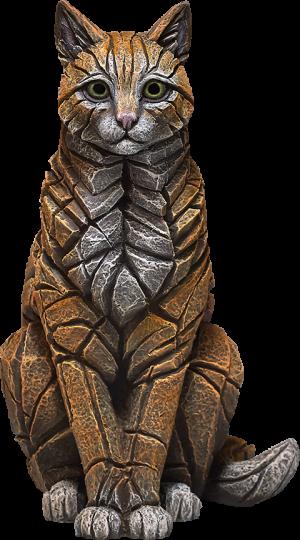 Cat Edge Sculpture Statue