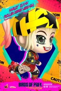 Gallery Image of Harley Quinn (Roller Derby Version) Collectible Figure