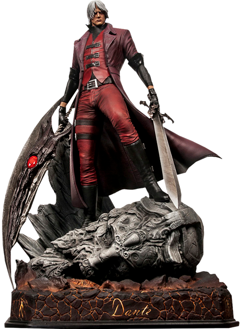 DarkSide Collectibles Studio Dante Statue