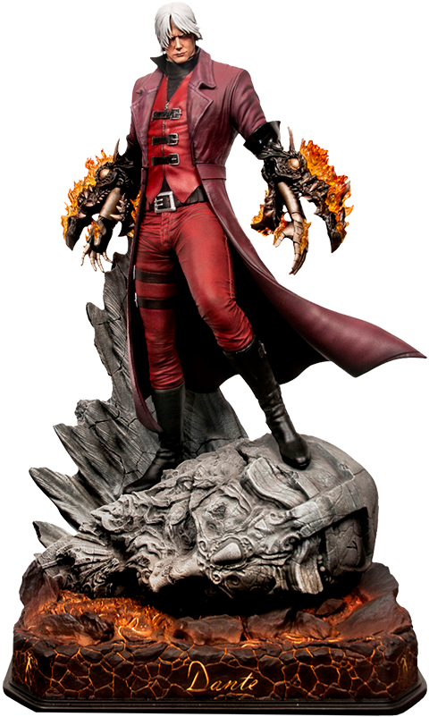 DarkSide Collectibles Studio Dante (Master Edition) 1:3 Scale Statue