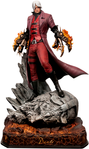 Dante (Master Edition) Statue