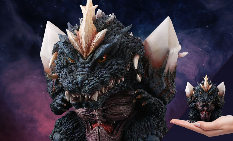 Gallery Feature Image of Space Godzilla Collectible Figure - Click to open image gallery