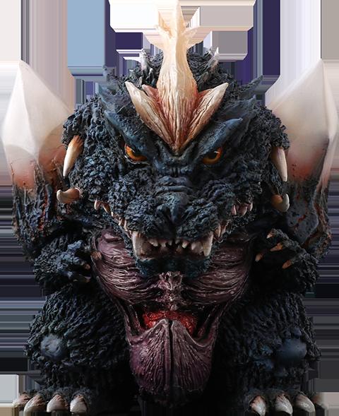 X-Plus Space Godzilla Collectible Figure