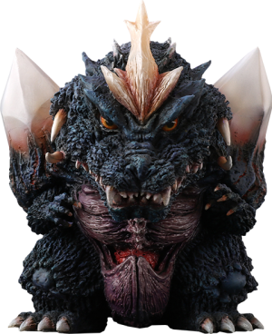 Space Godzilla Collectible Figure