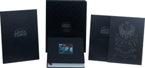 The Art of Game of Thrones (Deluxe) Book