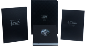 The Photography of Game of Thrones (Deluxe) Book