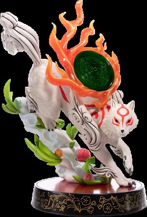 Amaterasu Divine Descent Statue