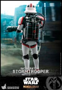 Gallery Image of Incinerator Stormtrooper Sixth Scale Figure