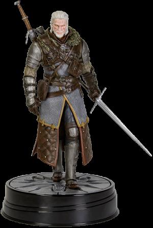 Geralt Grandmaster Ursine Figure