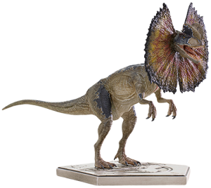 Dilophosaurus 1:10 Scale Statue