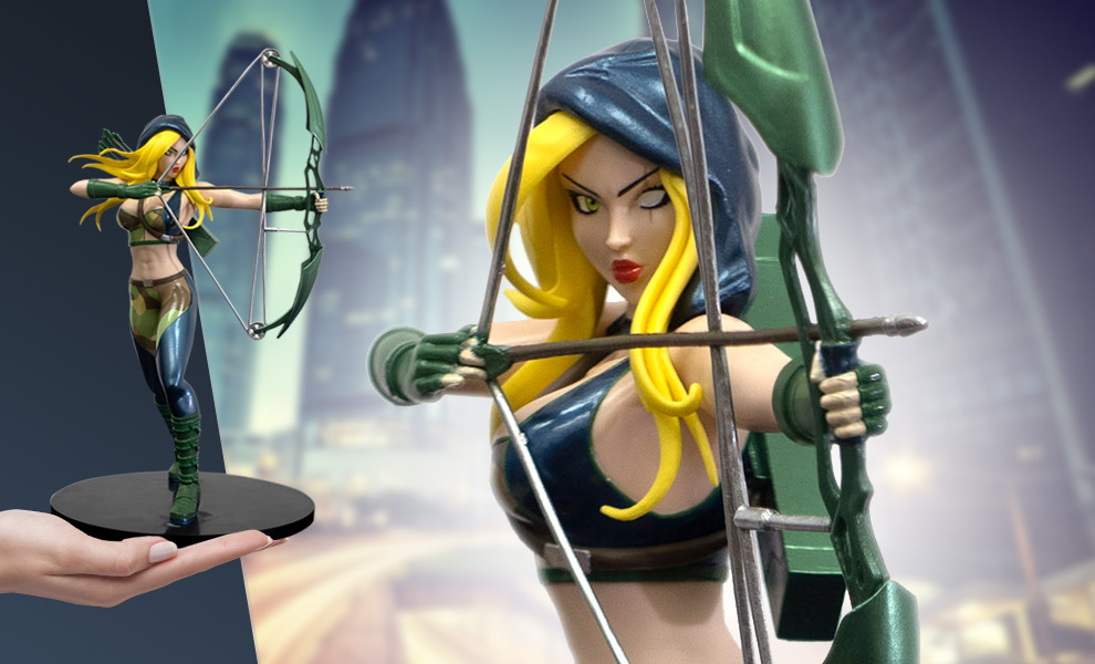 Gallery Feature Image of Robyn Hood Statue - Click to open image gallery