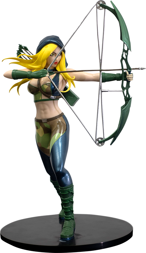 Zenescope Entertainment Robyn Hood Statue