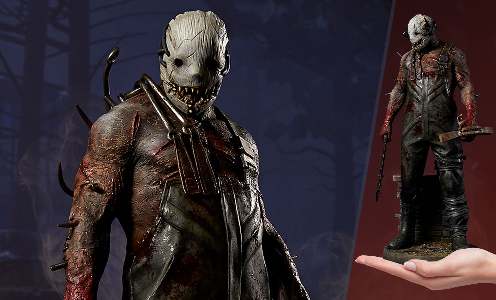 Gallery Feature Image of The Trapper Statue - Click to open image gallery
