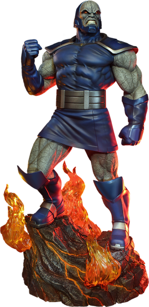 Super Powers Darkseid Maquette