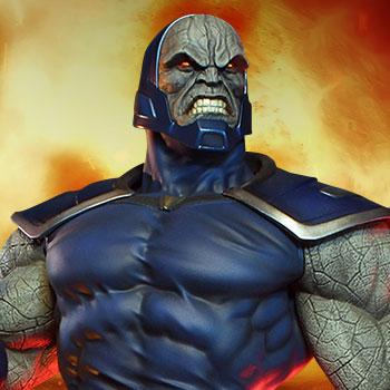 Super Powers Darkseid DC Comics Maquette