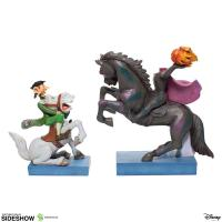 Gallery Image of Headless Horseman & Ichabod Figurine