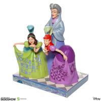 Gallery Image of Lady Tremaine, Anastasia & Drizella Figurine