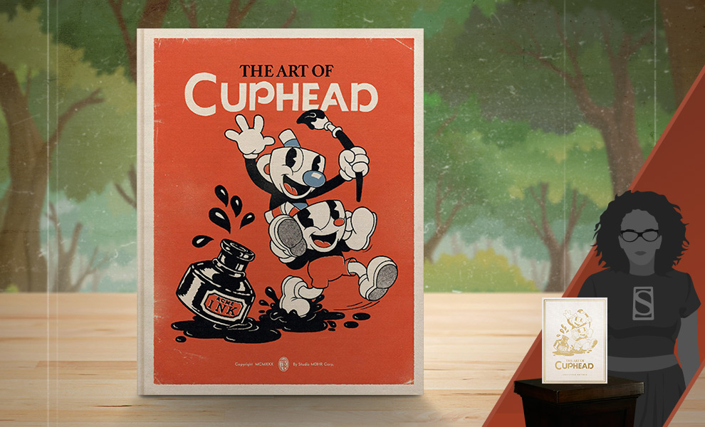 Gallery Feature Image of The Art of Cuphead Book - Click to open image gallery