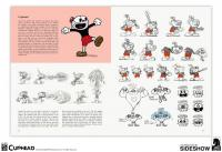 Gallery Image of The Art of Cuphead Book