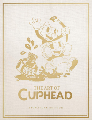 The Art of Cuphead Book