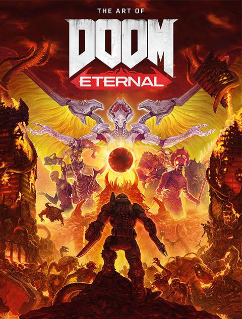 Dark Horse Comics The Art of DOOM Eternal Book