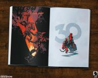 Gallery Image of Hellboy: 25 Years of Covers Book