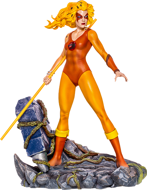 Iron Studios Cheetara 1:10 Scale Statue