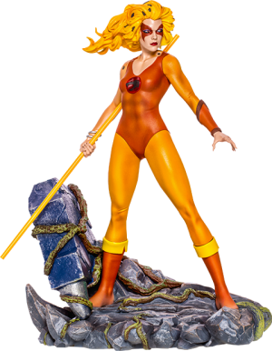 Cheetara 1:10 Scale Statue