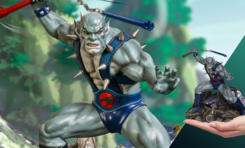 Gallery Feature Image of Panthro 1:10 Scale Statue - Click to open image gallery