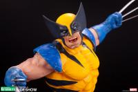 Gallery Image of Wolverine Statue