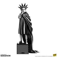 Gallery Image of Liberty Girl Polystone Statue