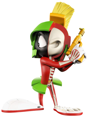XXRAY Plus: Marvin the Martian Collectible Figure