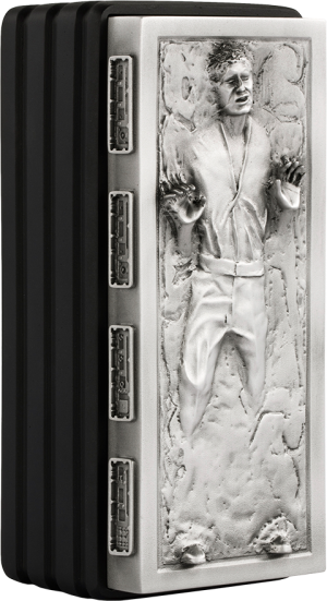 Han Solo Frozen Container Office Supplies