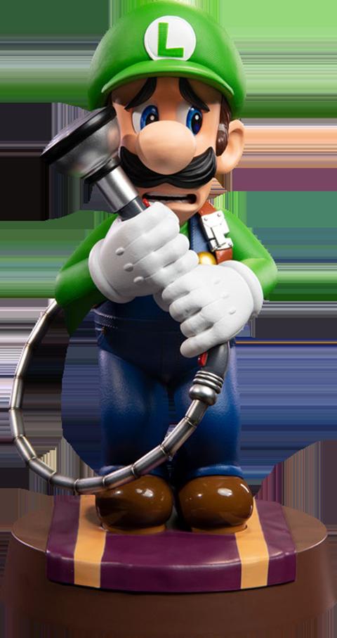 First 4 Figures Luigi Statue