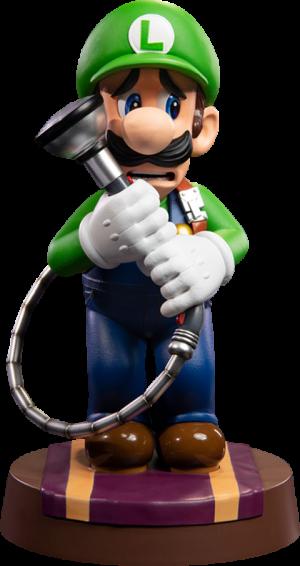 Luigi Statue