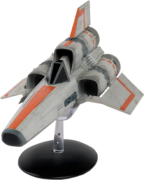 Eaglemoss Viper Mark I (Classic) Model