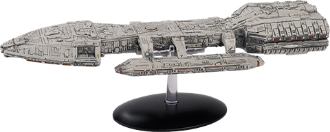 Eaglemoss Galactica Ship (1978 Series) Model