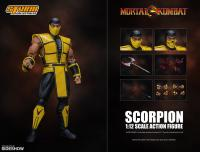 Gallery Image of Scorpion Collectible Figure