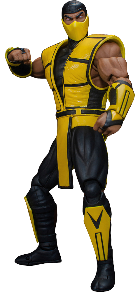 Storm Collectibles Scorpion Collectible Figure