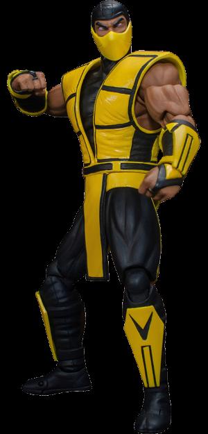 Scorpion Collectible Figure