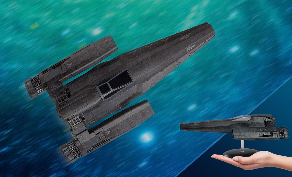 Gallery Feature Image of Blackbird Model - Click to open image gallery