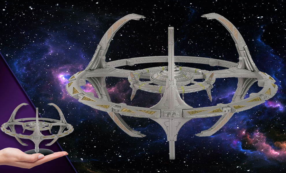Gallery Feature Image of Deep Space 9 XL Edition Model - Click to open image gallery