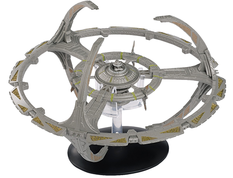 Eaglemoss Deep Space 9 XL Edition Model