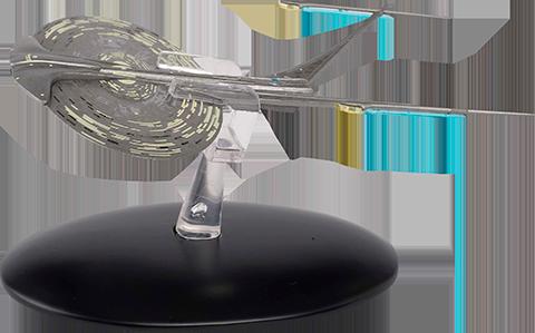 Eaglemoss U.S.S. Enterprise NCC-1701-J XL Edition Model