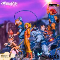 Gallery Image of WilyKit & WilyKat 1:10 Scale Statue