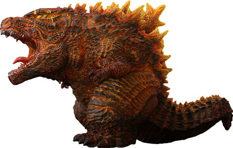 X-Plus Burning Godzilla (2019) Collectible Figure