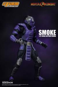 Gallery Image of Smoke (NYCC 2019) Collectible Figure