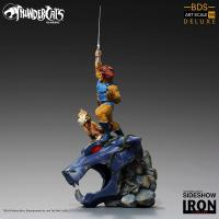 Gallery Image of Lion-O & Snarf 1:10 Scale Statue